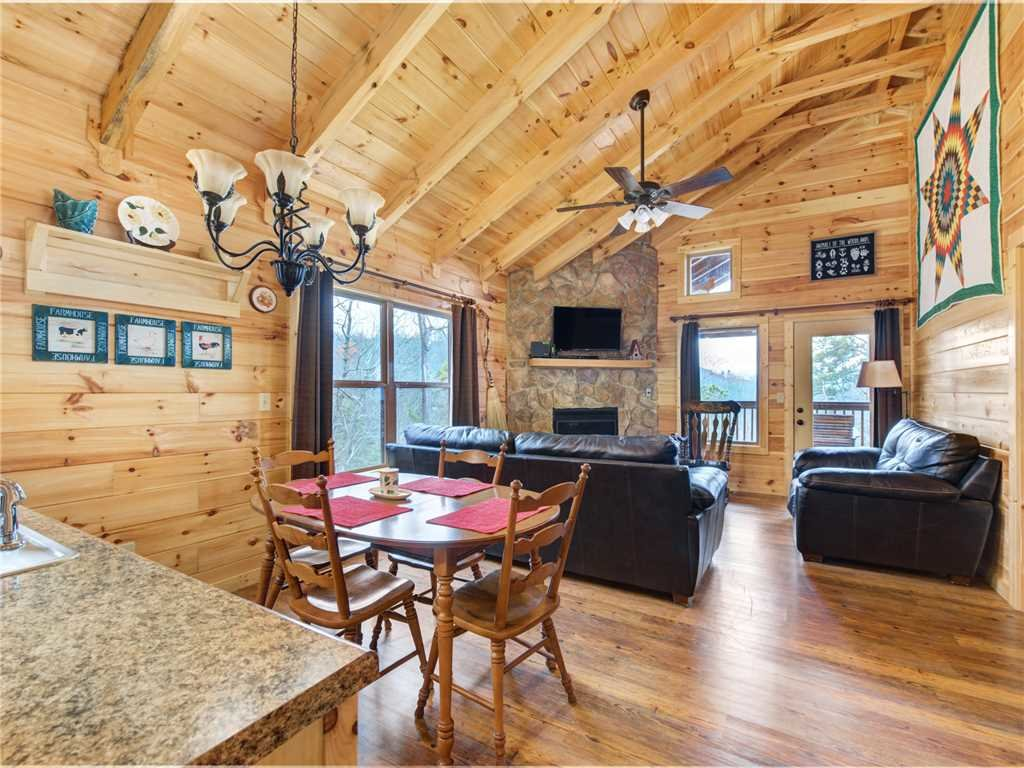 Photo of a Gatlinburg Cabin named Ever After 2 - This is the fourth photo in the set.