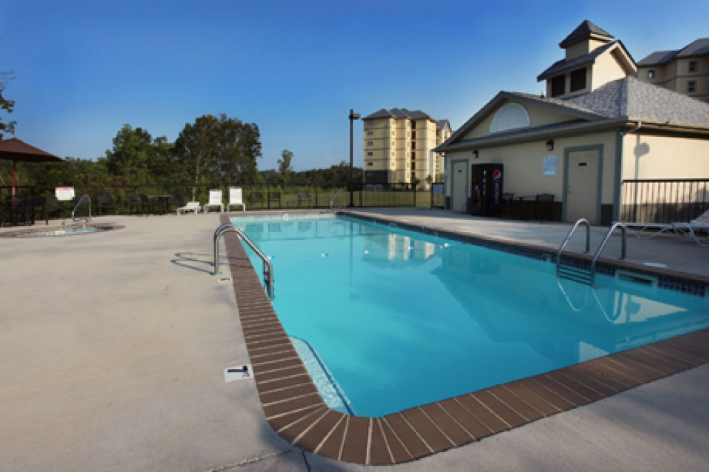 Photo of a Pigeon Forge Condo named Mountain View Condo 1205 - This is the twenty-second photo in the set.