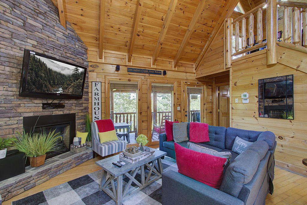 Photo of a Sevierville Cabin named Incredible Vibes & Views  #204 - This is the twenty-ninth photo in the set.
