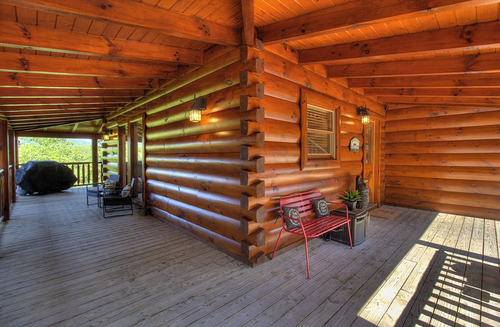 Photo of a Sevierville Cabin named Incredible Vibes & Views  #204 - This is the fifty-seventh photo in the set.