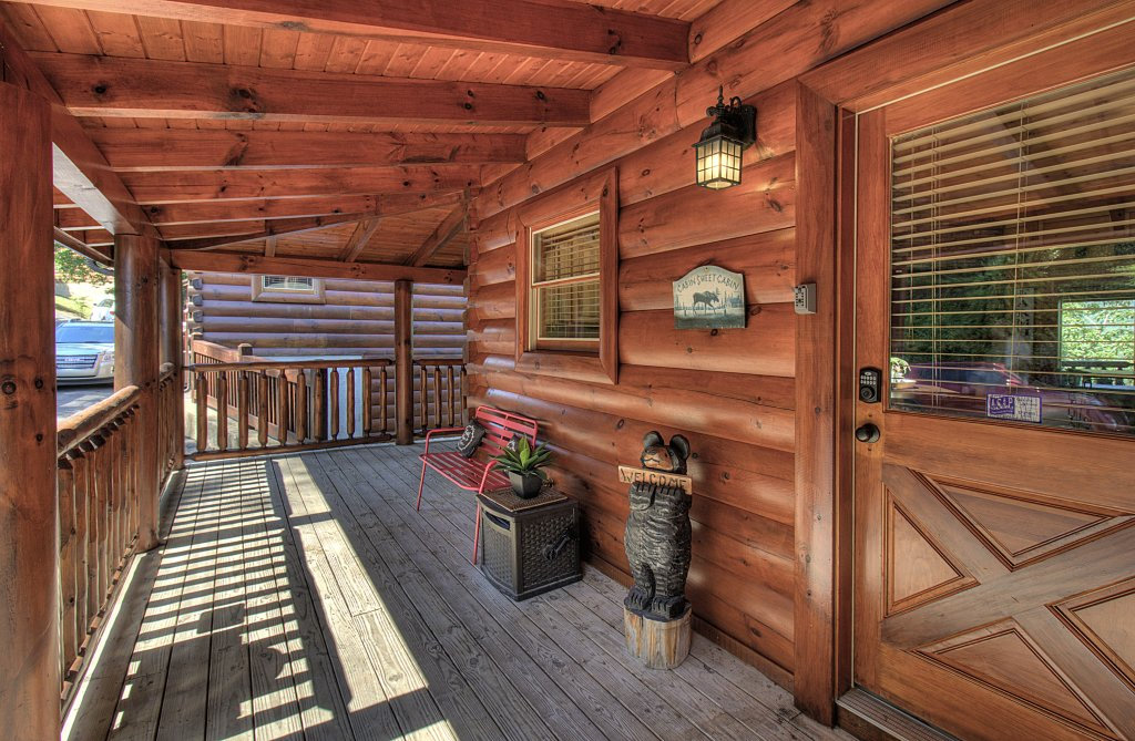 Photo of a Sevierville Cabin named Incredible Vibes & Views  #204 - This is the fifty-ninth photo in the set.