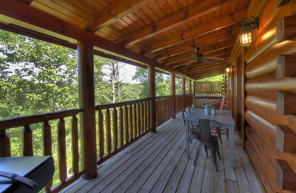 Photo of a Sevierville Cabin named Incredible Vibes & Views  #204 - This is the sixtieth photo in the set.