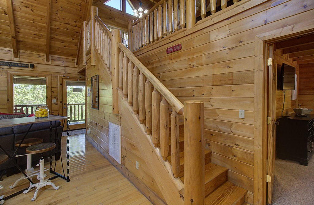 Photo of a Sevierville Cabin named Incredible Vibes & Views  #204 - This is the forty-ninth photo in the set.