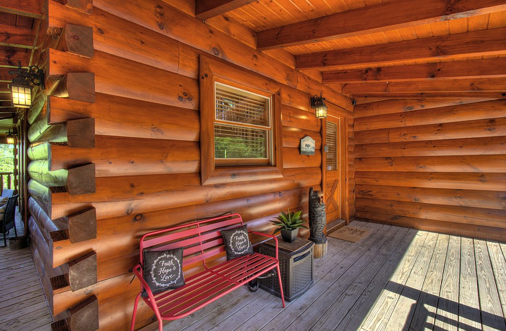 Photo of a Sevierville Cabin named Incredible Vibes & Views  #204 - This is the fifty-eighth photo in the set.