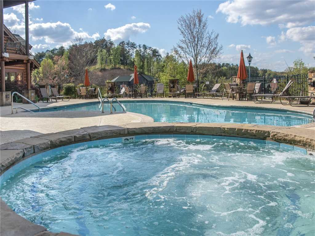 Photo of a Pigeon Forge Condo named Garden Terrace 3107 - This is the second photo in the set.