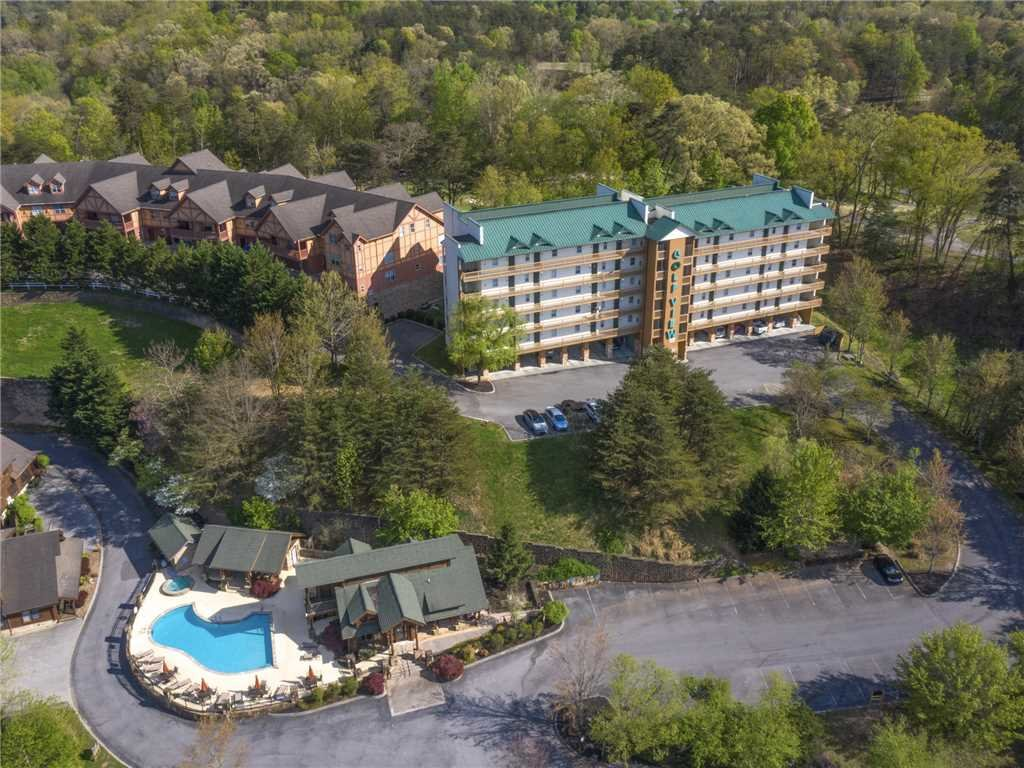 Photo of a Pigeon Forge Condo named Garden Terrace 3107 - This is the first photo in the set.