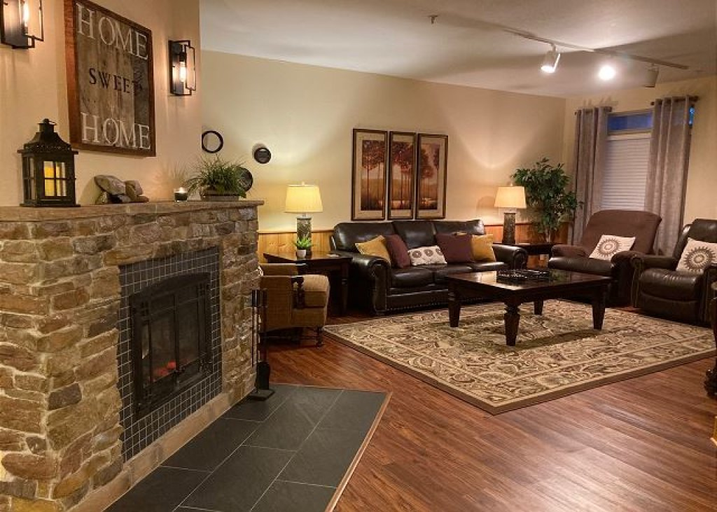 Photo of a Pigeon Forge Condo named Garden Terrace 3107 - This is the third photo in the set.