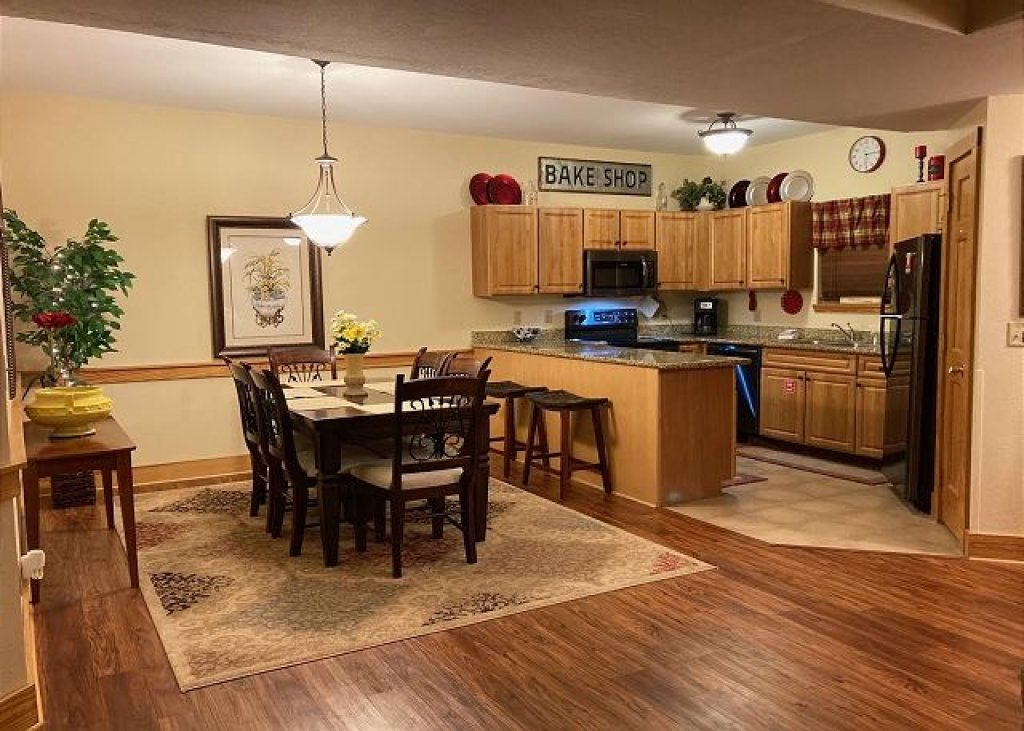 Photo of a Pigeon Forge Condo named Garden Terrace 3107 - This is the fifth photo in the set.