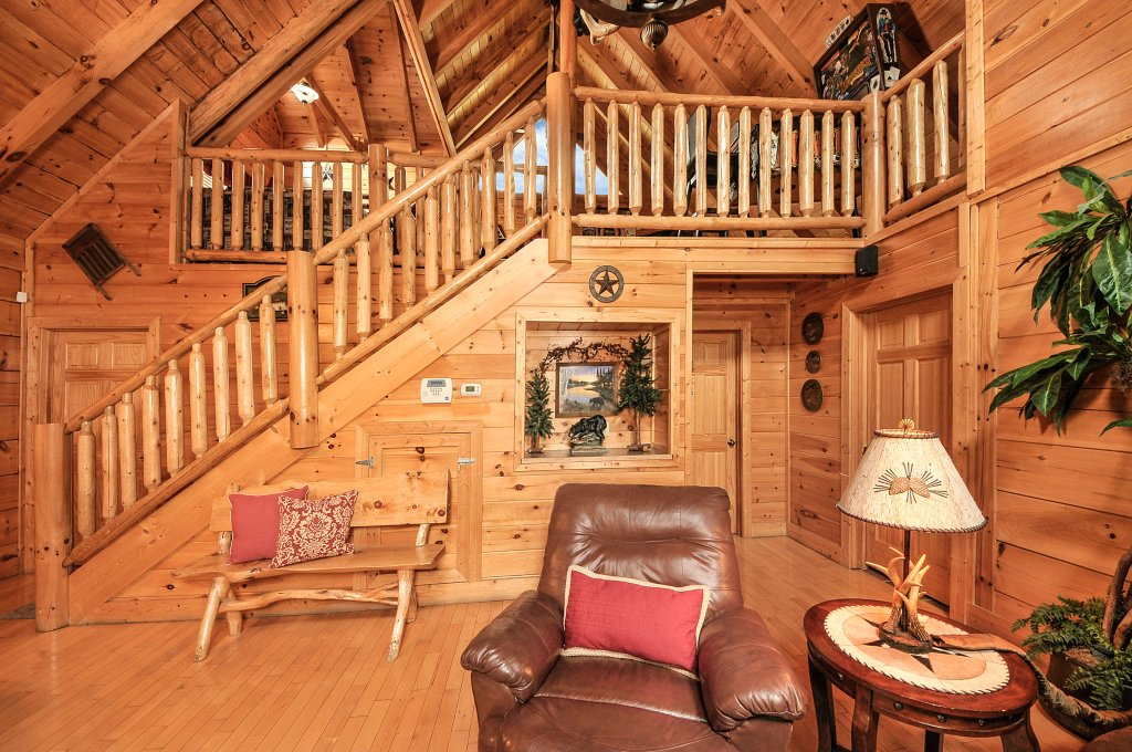 Photo of a Sevierville Cabin named Hakuna Matata - This is the sixth photo in the set.