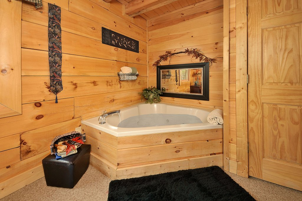Photo of a Sevierville Cabin named Hakuna Matata - This is the twelfth photo in the set.