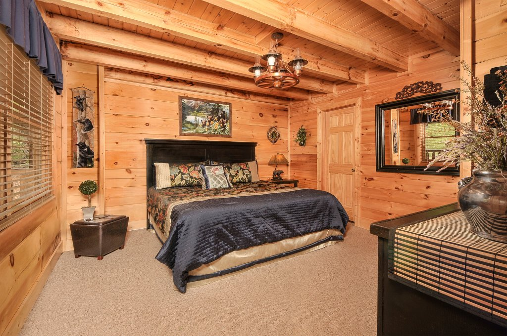 Photo of a Sevierville Cabin named Hakuna Matata - This is the fourteenth photo in the set.