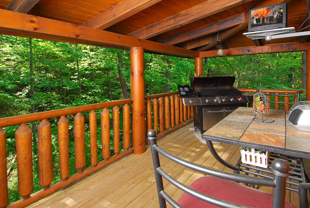 Photo of a Sevierville Cabin named Hakuna Matata - This is the twenty-first photo in the set.