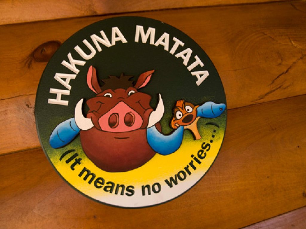 Photo of a Sevierville Cabin named Hakuna Matata - This is the thirtieth photo in the set.