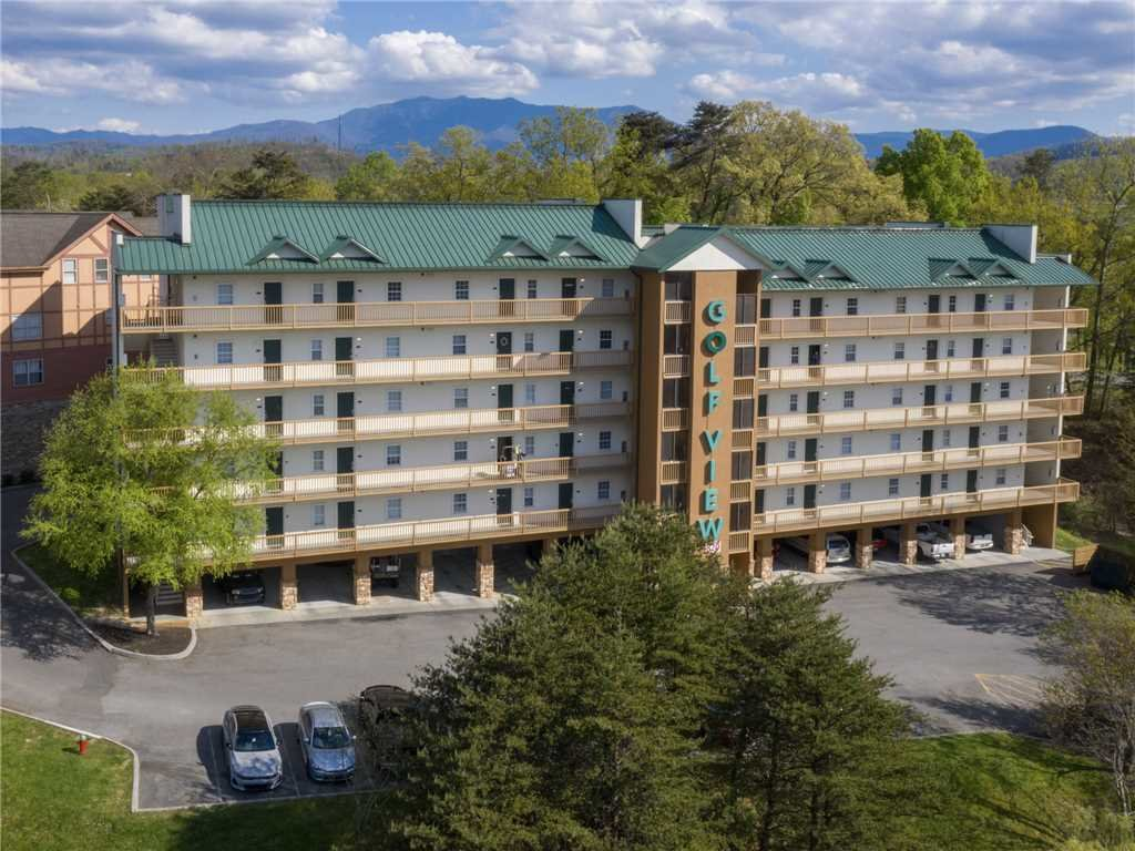 Photo of a Pigeon Forge Condo named Garden Terrace 3107 - This is the thirty-first photo in the set.