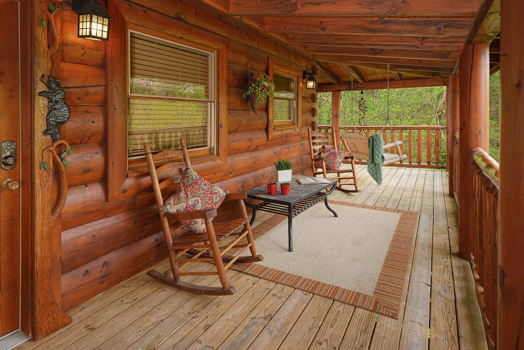 Photo of a Sevierville Cabin named Hakuna Matata - This is the twentieth photo in the set.