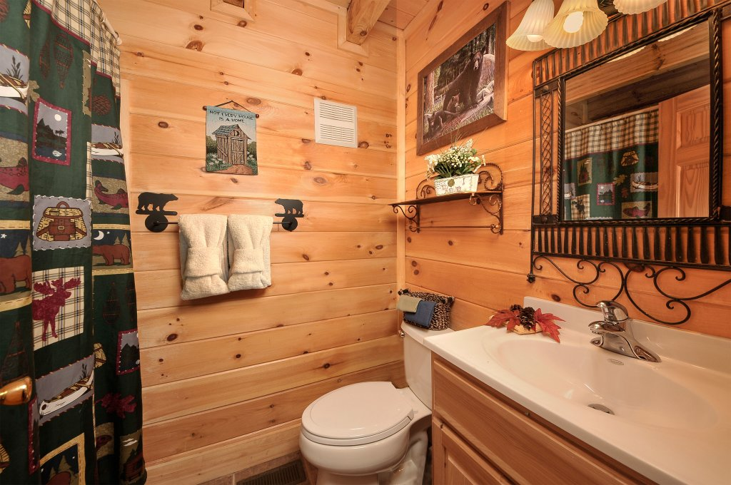 Photo of a Sevierville Cabin named Hakuna Matata - This is the sixteenth photo in the set.
