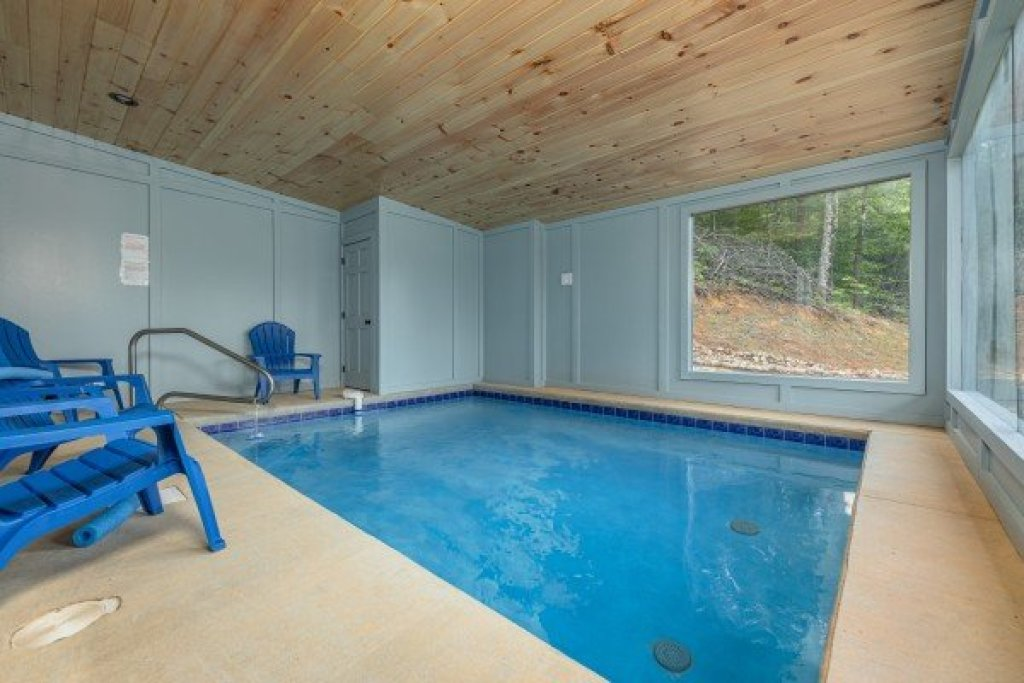 Photo of a Sevierville Cabin named Heavenly Daze - This is the twelfth photo in the set.