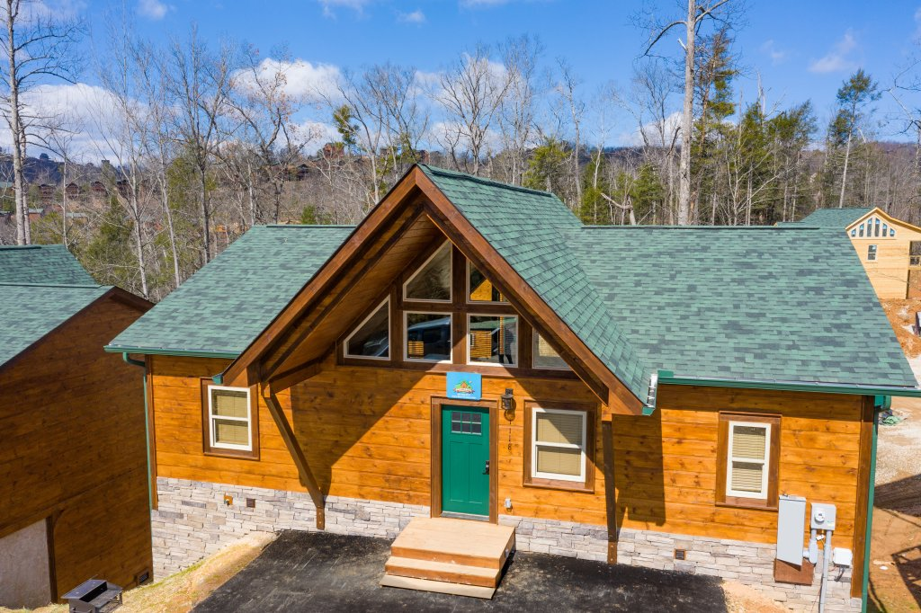 Photo of a Gatlinburg Cabin named On Tennessee Time - This is the fourteenth photo in the set.