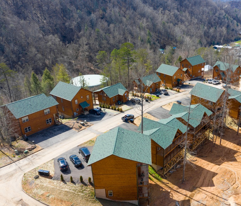Photo of a Gatlinburg Cabin named On Tennessee Time - This is the fifteenth photo in the set.