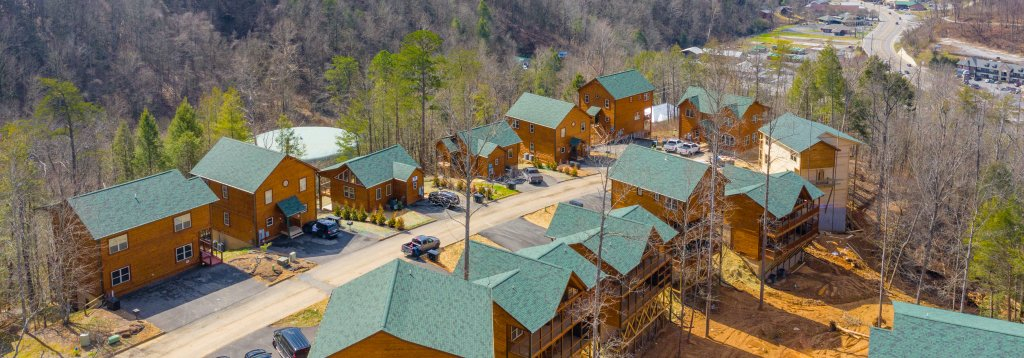 Photo of a Gatlinburg Cabin named On Tennessee Time - This is the sixteenth photo in the set.