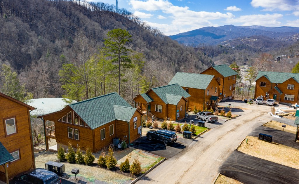 Photo of a Gatlinburg Cabin named On Tennessee Time - This is the thirteenth photo in the set.