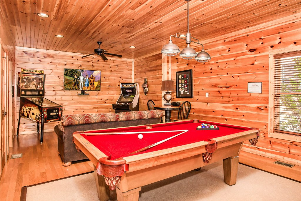 Photo of a Gatlinburg Cabin named Heavenly Hilltop Getaway - This is the second photo in the set.