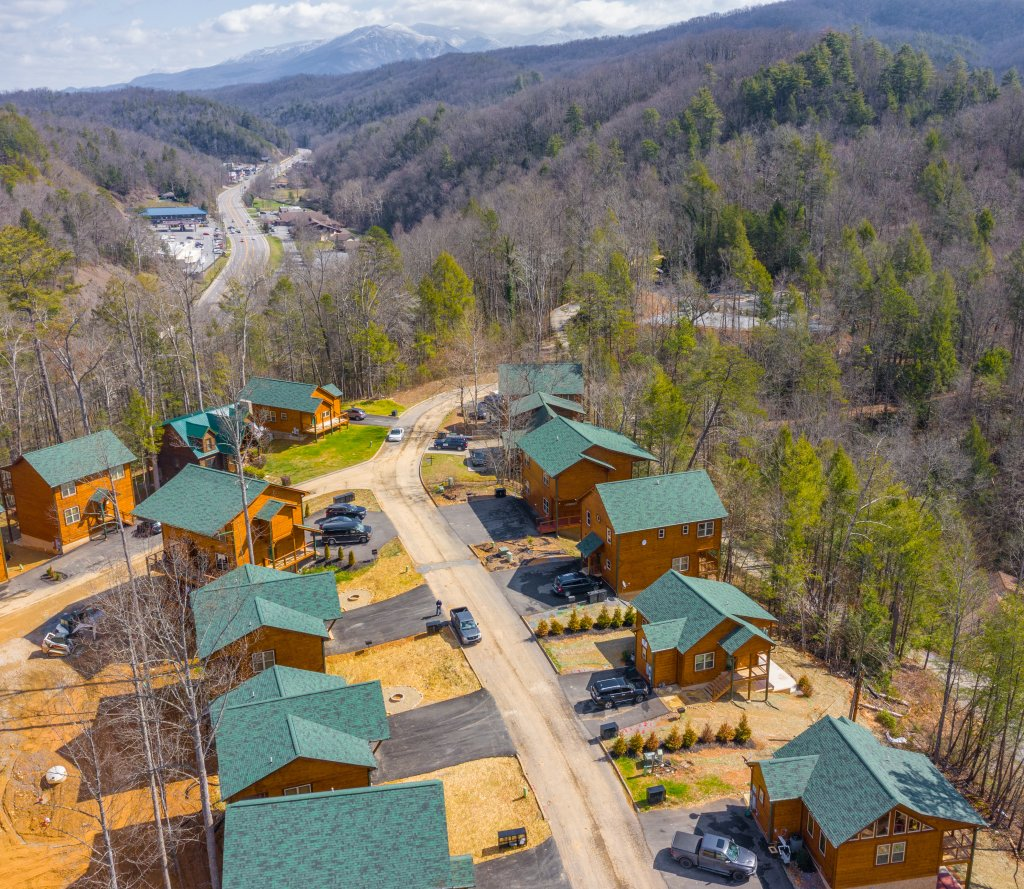 Photo of a Gatlinburg Cabin named On Tennessee Time - This is the fifty-ninth photo in the set.