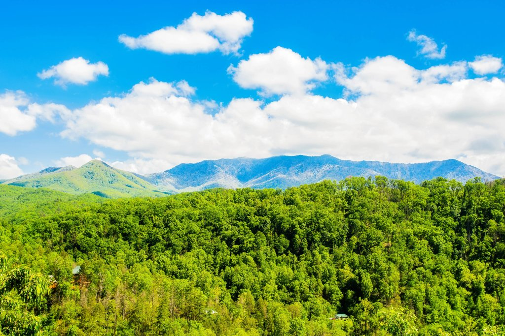 Photo of a Gatlinburg Cabin named Heavenly Hilltop Getaway - This is the twenty-second photo in the set.