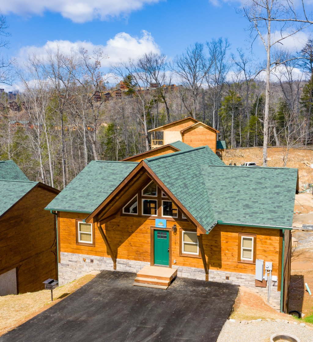 Photo of a Gatlinburg Cabin named On Tennessee Time - This is the sixty-second photo in the set.