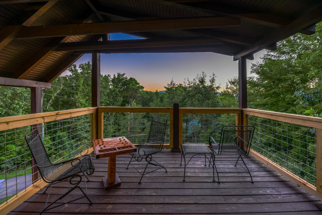 Photo of a Gatlinburg Cabin named Big Sky View - This is the fourteenth photo in the set.