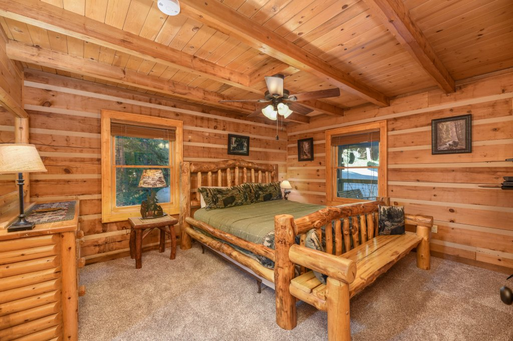 Photo of a Gatlinburg Cabin named Big Sky View - This is the seventh photo in the set.