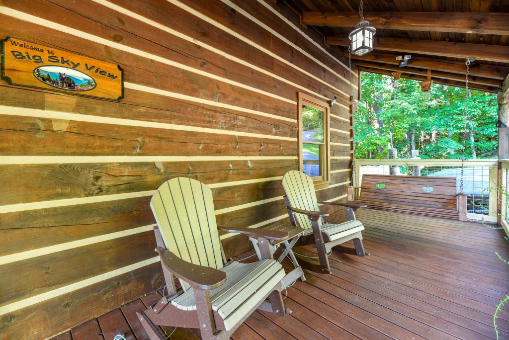 Photo of a Gatlinburg Cabin named Big Sky View - This is the nineteenth photo in the set.