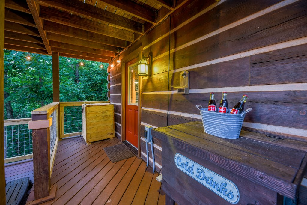 Photo of a Gatlinburg Cabin named Big Sky View - This is the thirty-first photo in the set.
