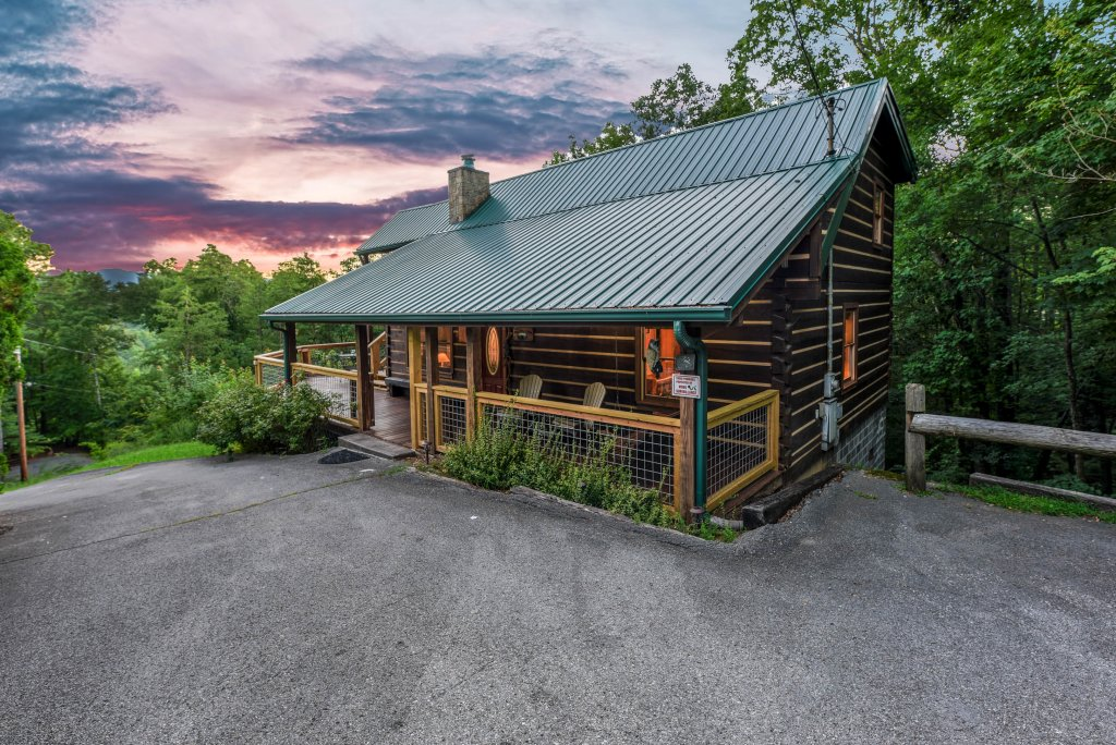 Photo of a Gatlinburg Cabin named Big Sky View - This is the fourth photo in the set.