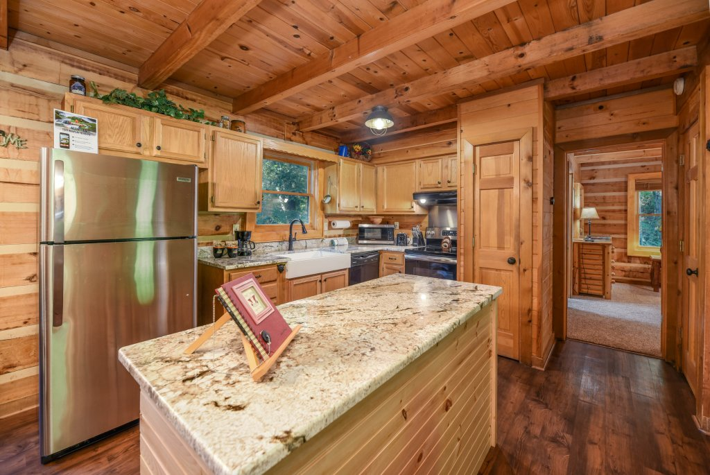 Photo of a Gatlinburg Cabin named Big Sky View - This is the tenth photo in the set.