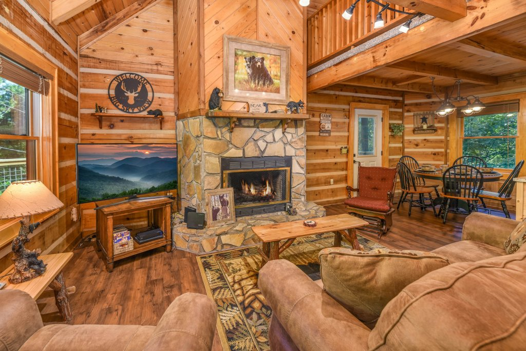Photo of a Gatlinburg Cabin named Big Sky View - This is the twentieth photo in the set.