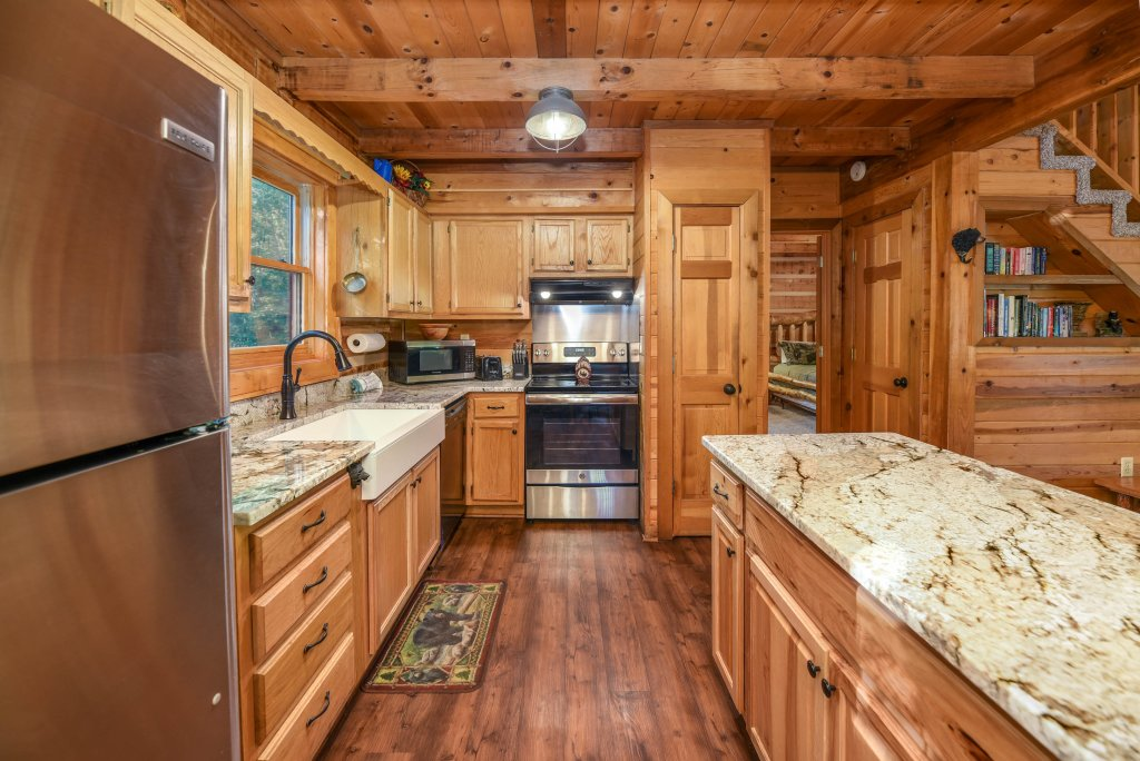 Photo of a Gatlinburg Cabin named Big Sky View - This is the twenty-third photo in the set.