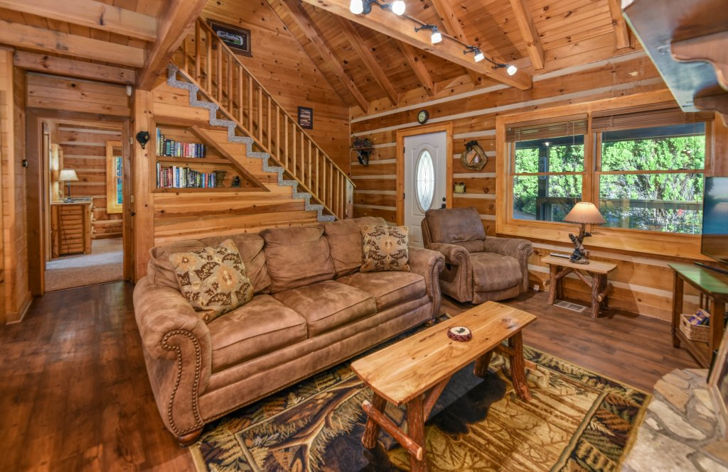 Photo of a Gatlinburg Cabin named Big Sky View - This is the twenty-first photo in the set.