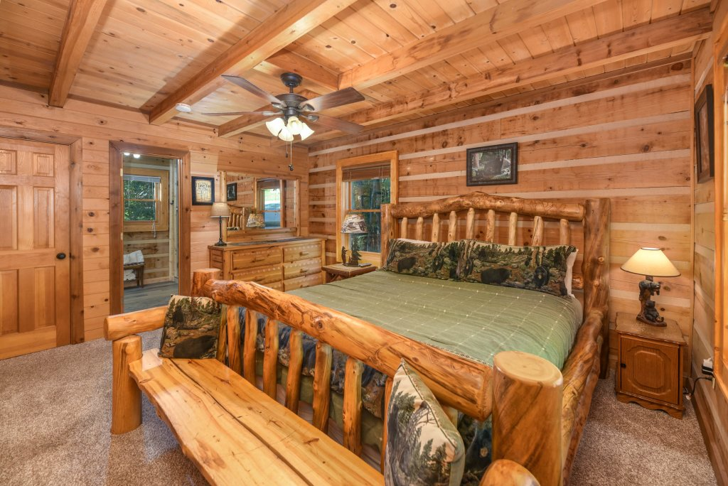 Photo of a Gatlinburg Cabin named Big Sky View - This is the twenty-seventh photo in the set.