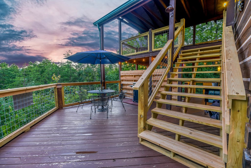 Photo of a Gatlinburg Cabin named Big Sky View - This is the fifteenth photo in the set.