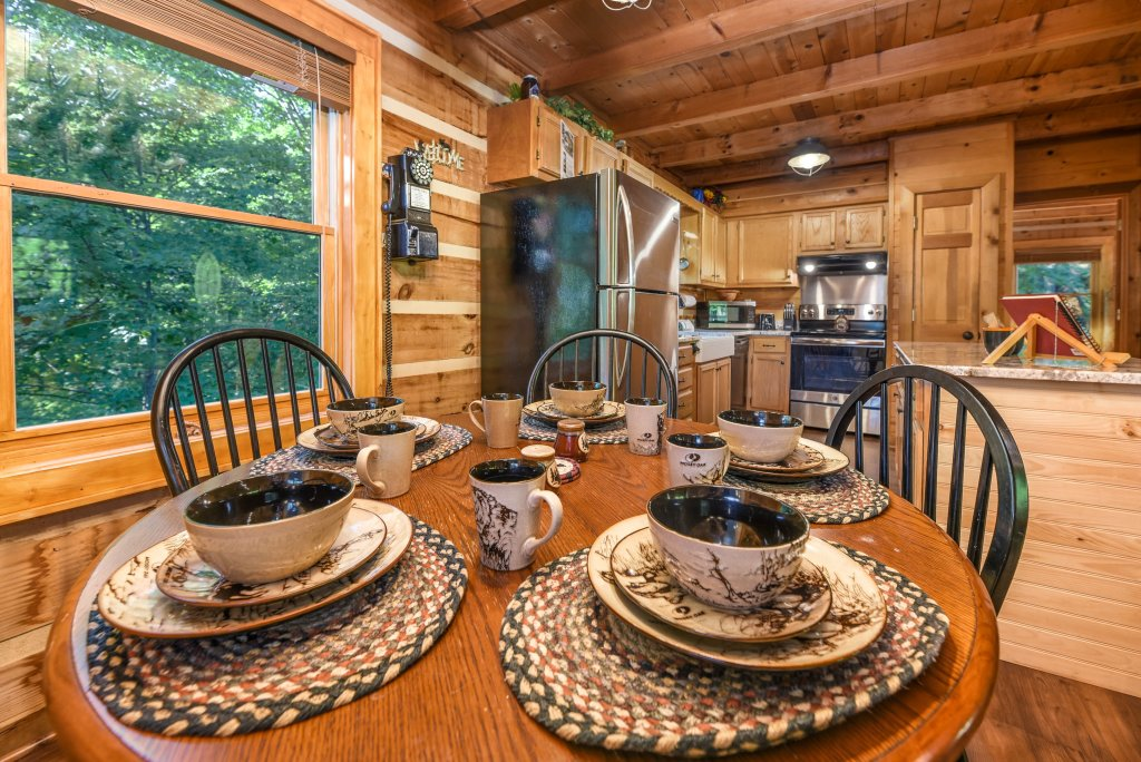 Photo of a Gatlinburg Cabin named Big Sky View - This is the twenty-second photo in the set.