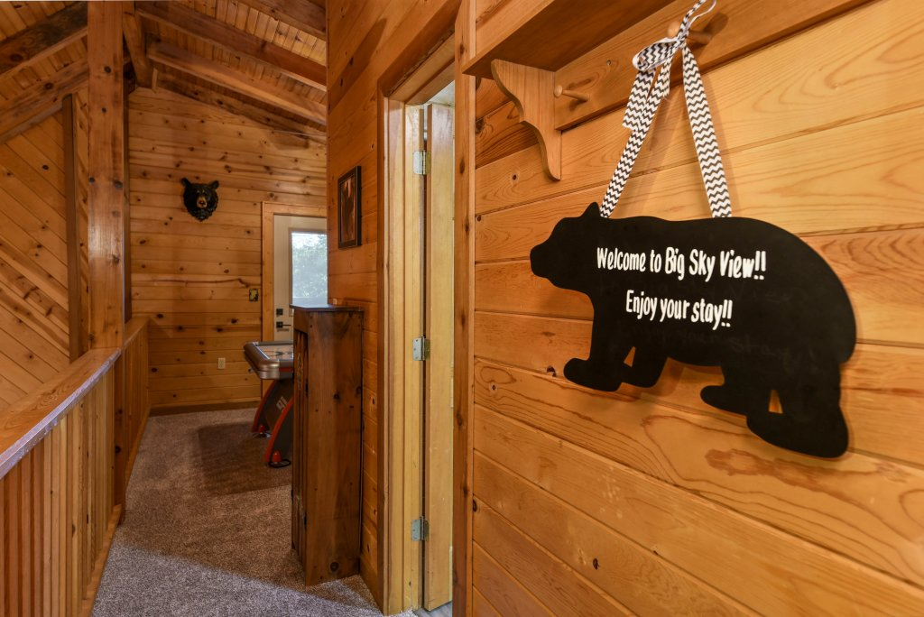Photo of a Gatlinburg Cabin named Big Sky View - This is the thirteenth photo in the set.