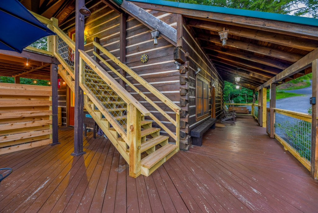 Photo of a Gatlinburg Cabin named Big Sky View - This is the sixty-seventh photo in the set.