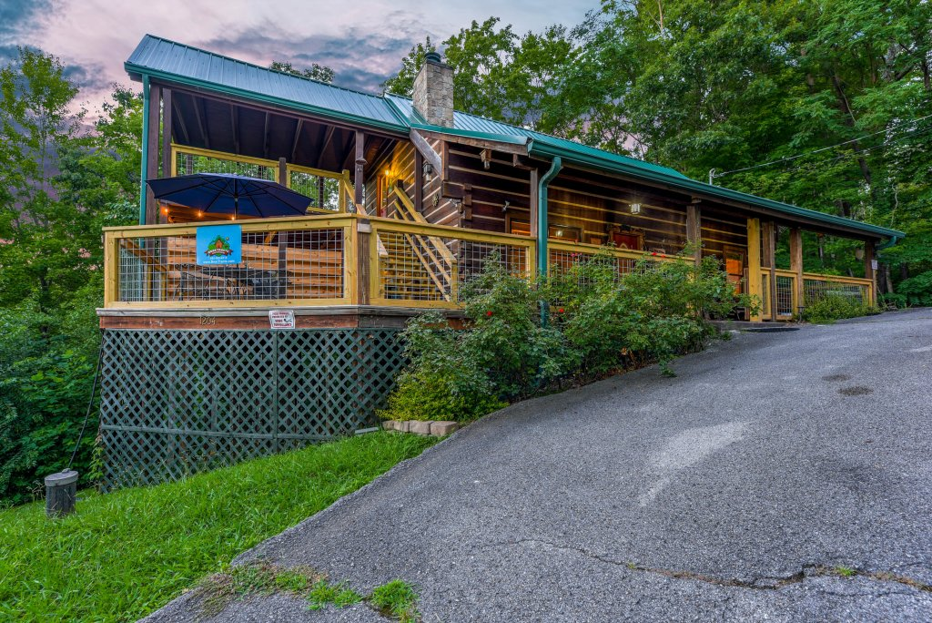 Photo of a Gatlinburg Cabin named Big Sky View - This is the sixty-sixth photo in the set.