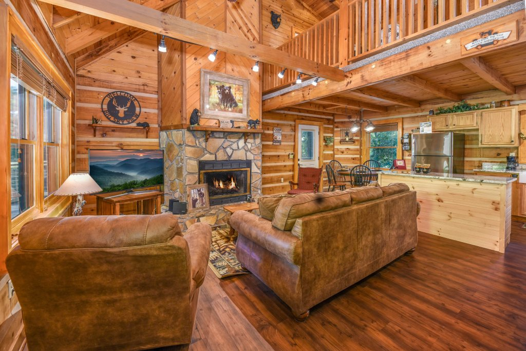 Photo of a Gatlinburg Cabin named Big Sky View - This is the fifty-sixth photo in the set.