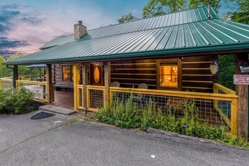 Photo of a Gatlinburg Cabin named Big Sky View - This is the sixty-third photo in the set.