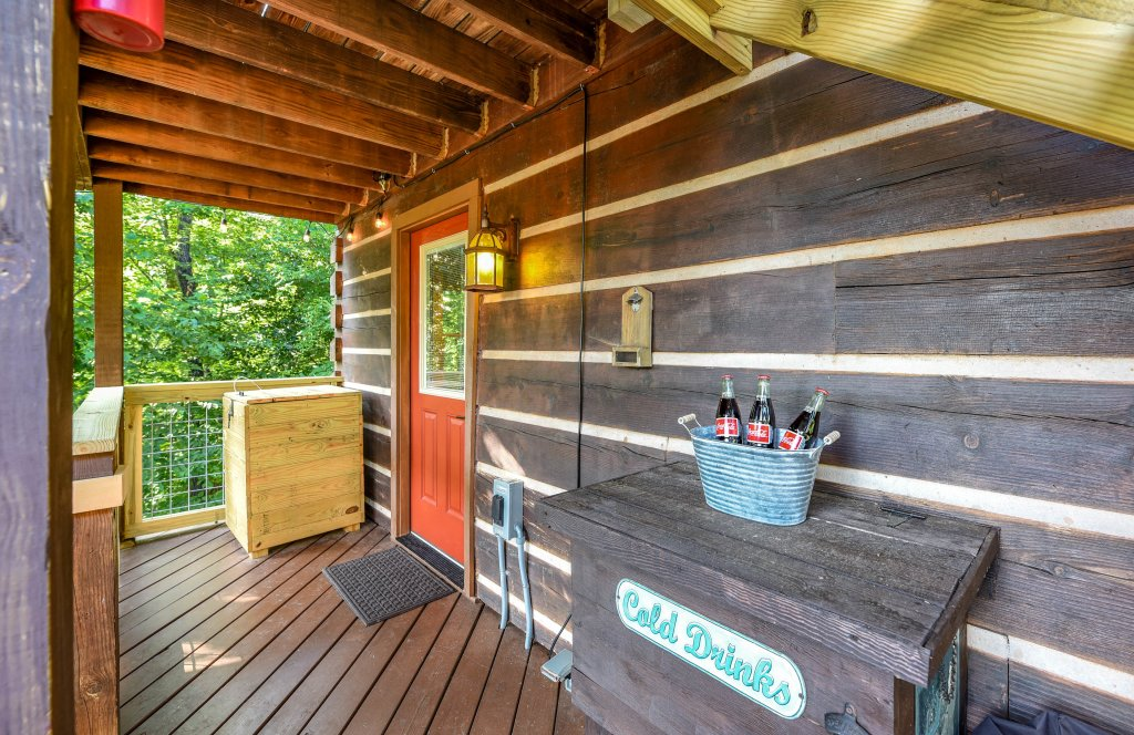 Photo of a Gatlinburg Cabin named Big Sky View - This is the fifty-third photo in the set.