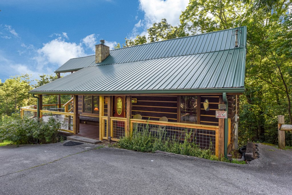 Photo of a Gatlinburg Cabin named Big Sky View - This is the sixty-fourth photo in the set.