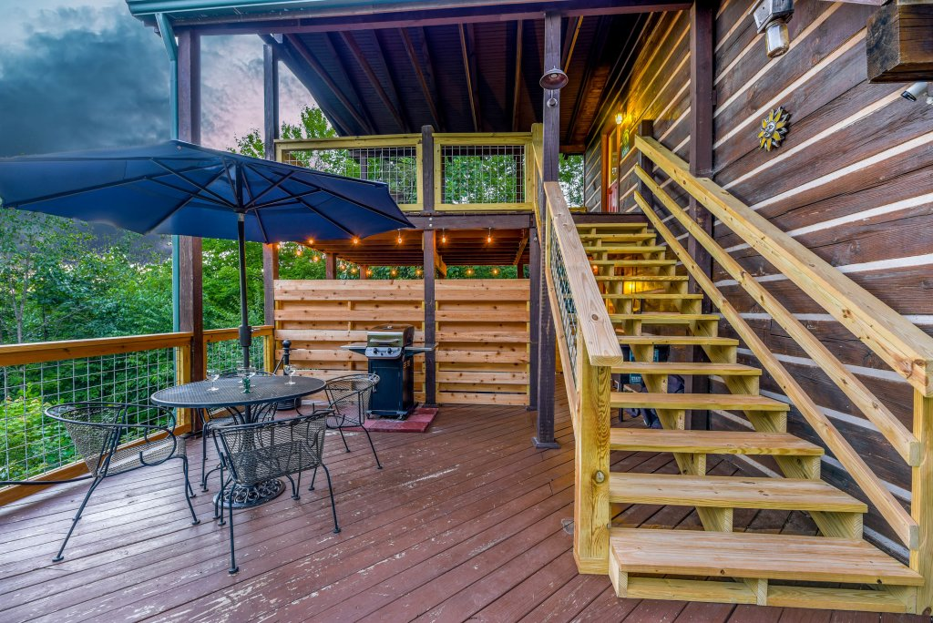 Photo of a Gatlinburg Cabin named Big Sky View - This is the sixty-fifth photo in the set.