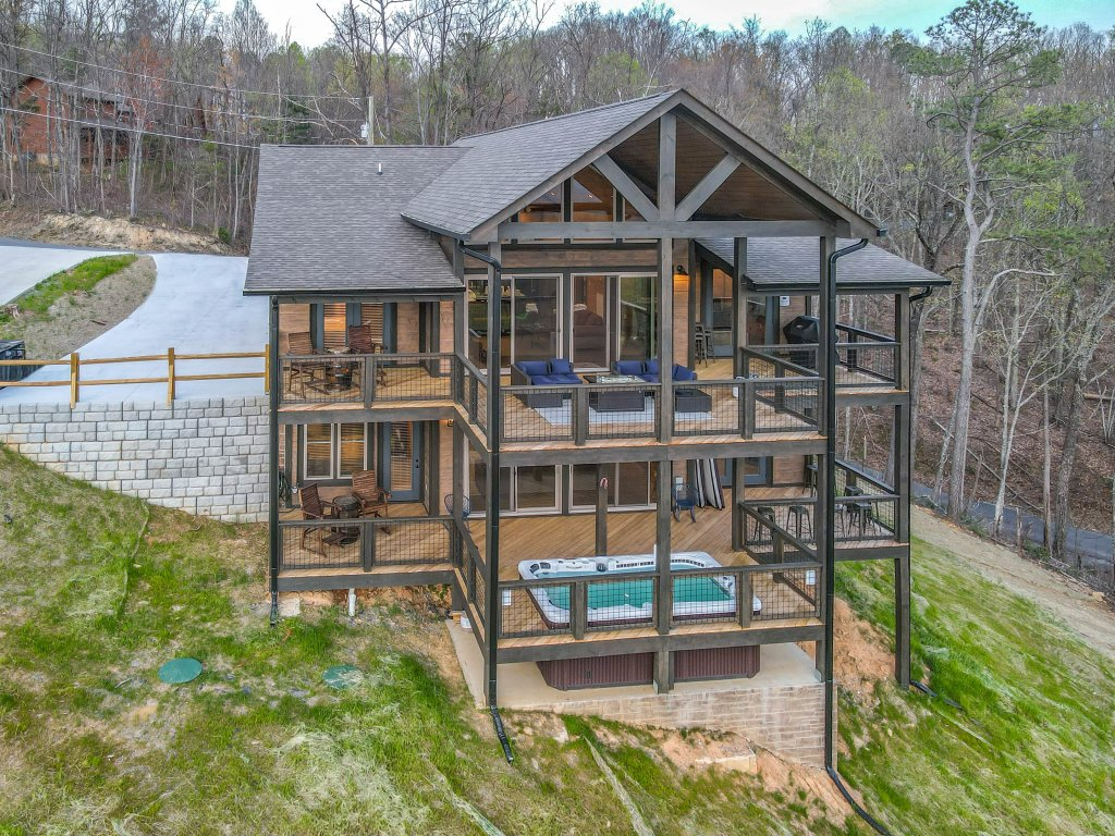 Photo of a Gatlinburg Cabin named Pine Top Paradise - This is the ninety-first photo in the set.